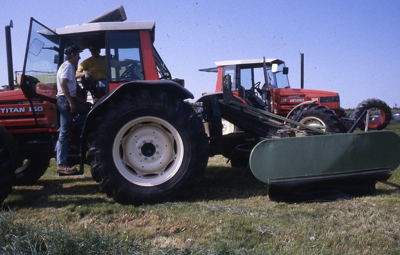 [SAME] trattore Titan 160