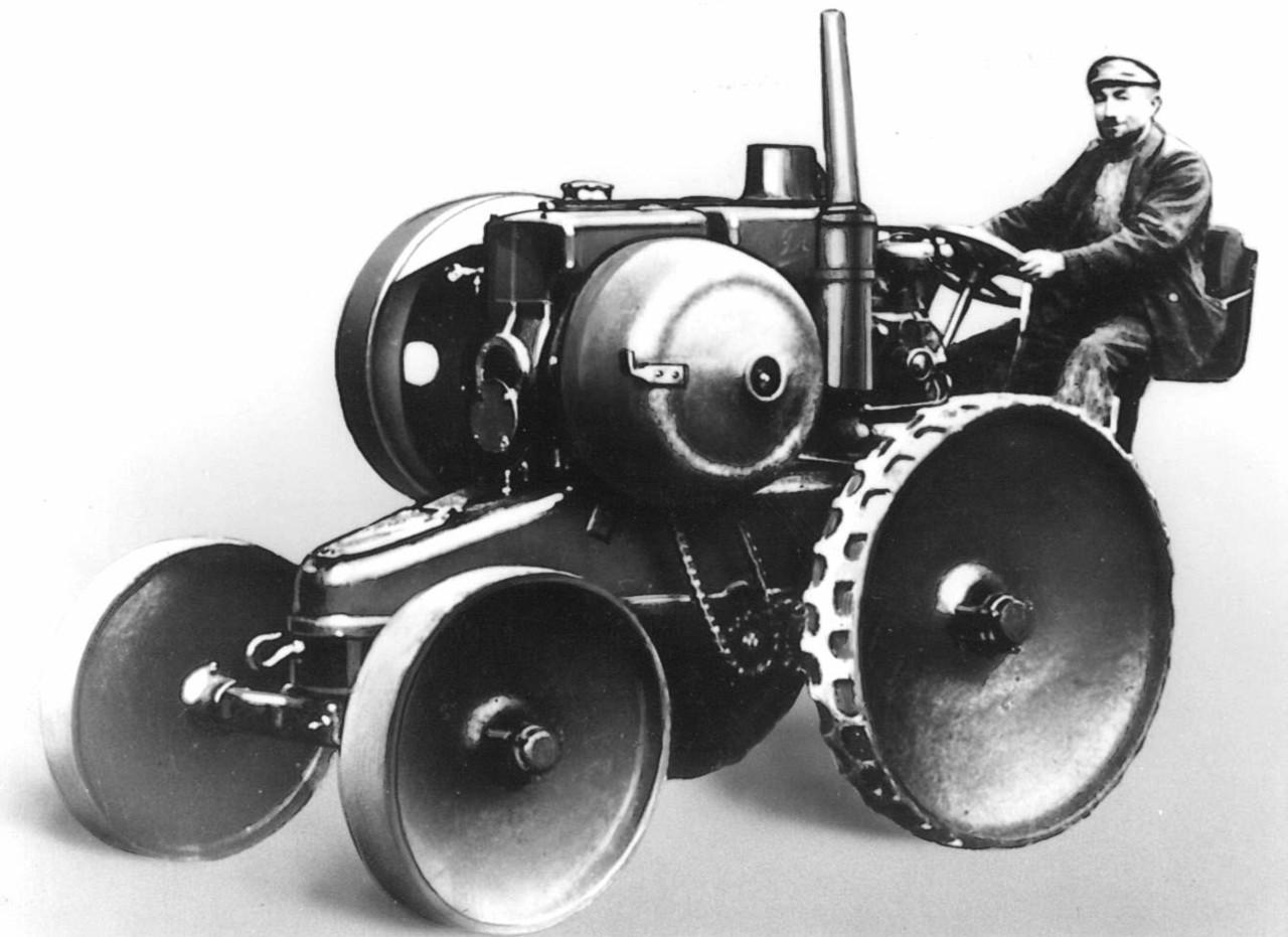 [Deutz] trattore MTH 222