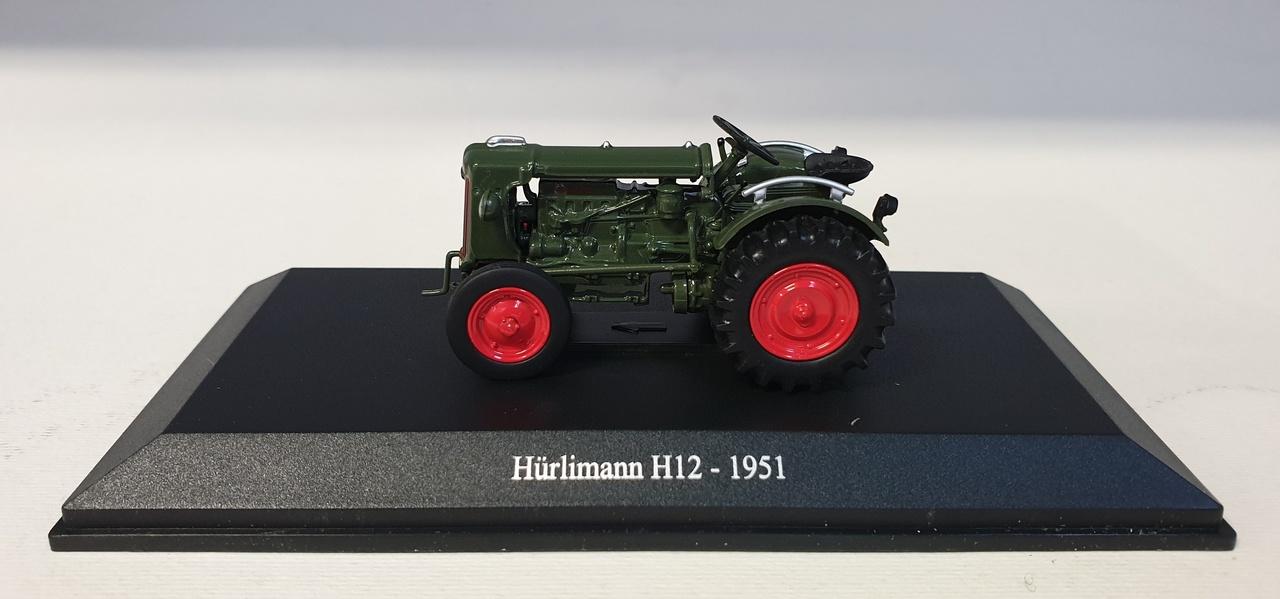Trattore HURLIMANN H 12