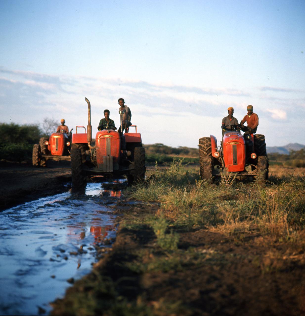 [SAME] Concessione Montanari - Nura Era (Africa) - 1967