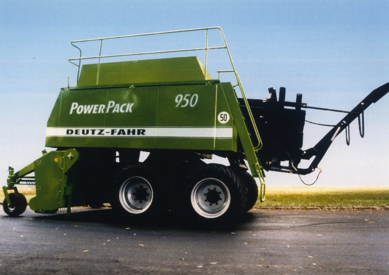 [Deutz-Fahr] pressa PowerPack 950