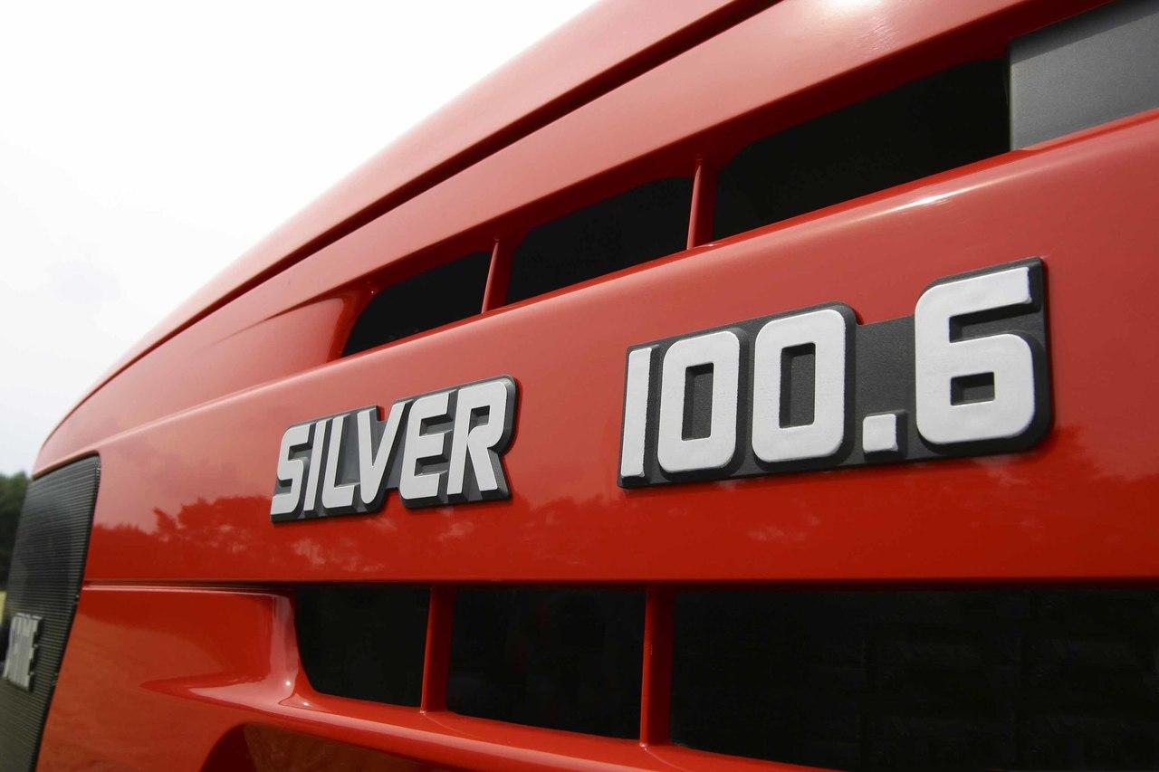 [SAME] trattore Silver 100.6 con rotoimballatrice e particolari
