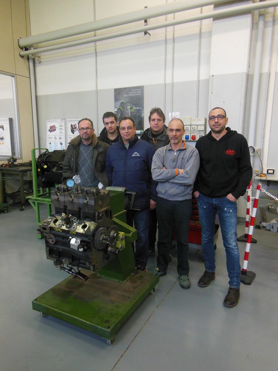 SDF Academy - Corso motori SLH Tier 3A