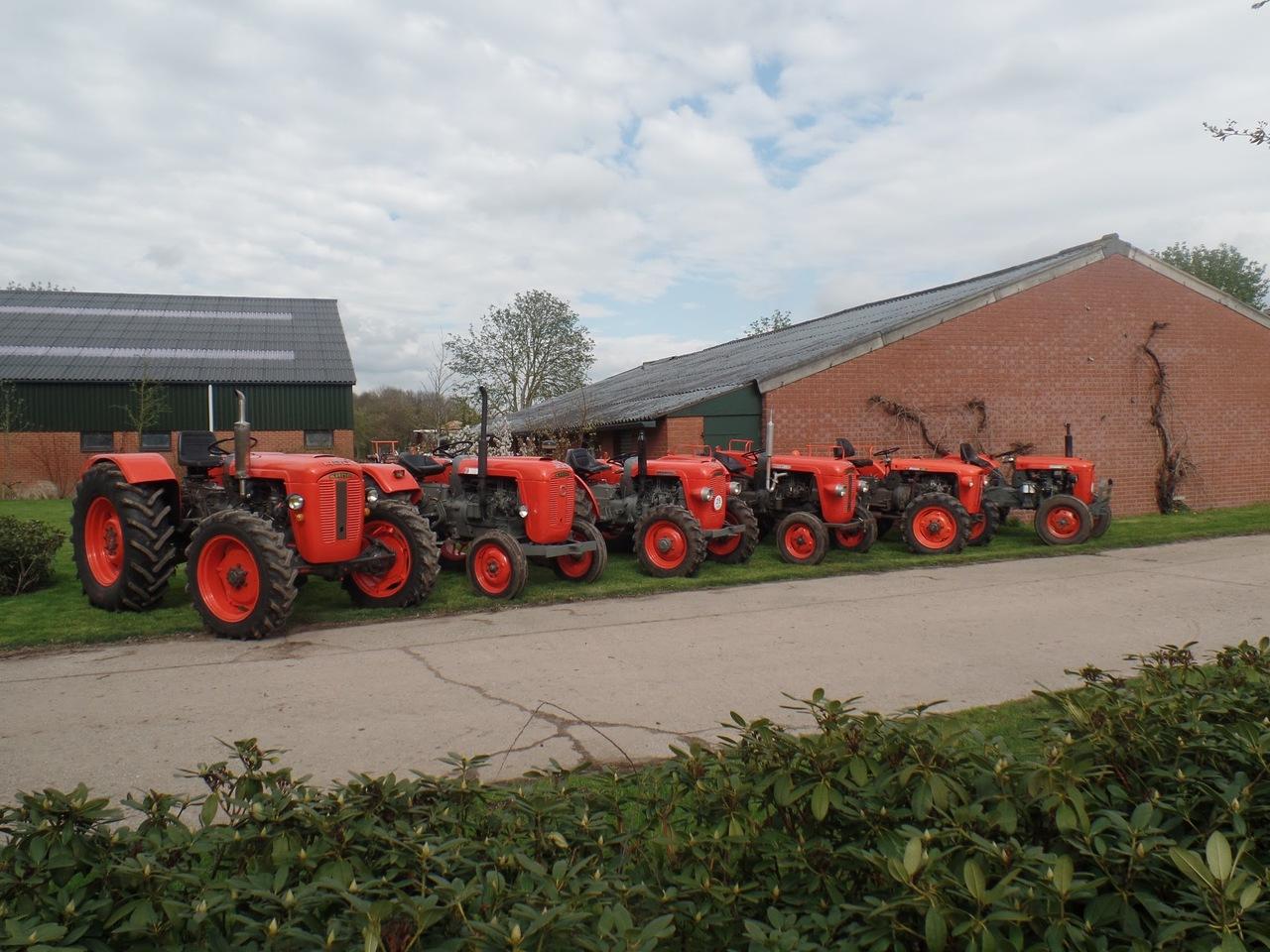 [SAME] trattori SAME nei Paesi Bassi