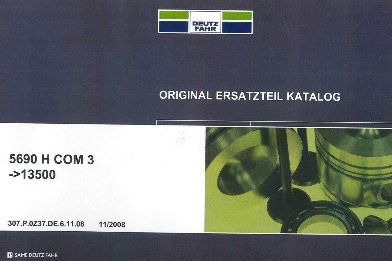 5690 H COM 3 ->13500 - Original Ersatzteil Katalog
