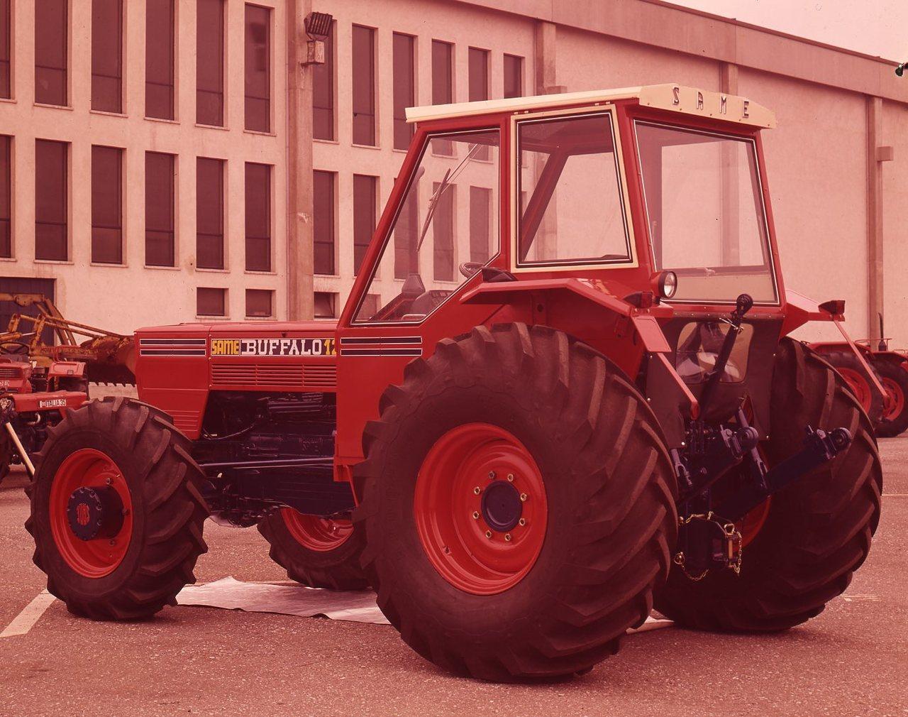 [SAME] Buffalo cabinato - marzo '72