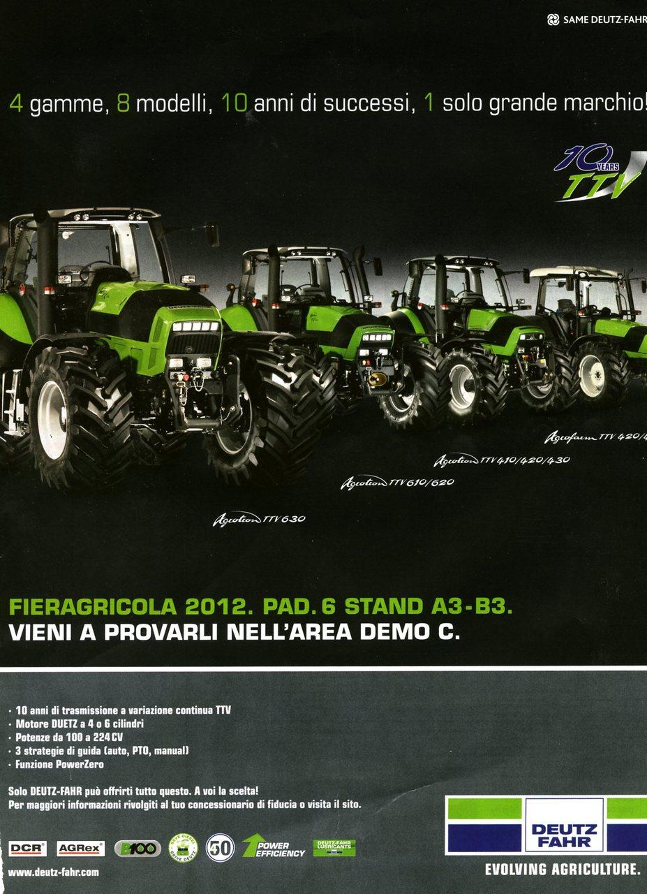 4 gamme, 8 modelli, 10 anni di successi, 1 solo grande marchio!