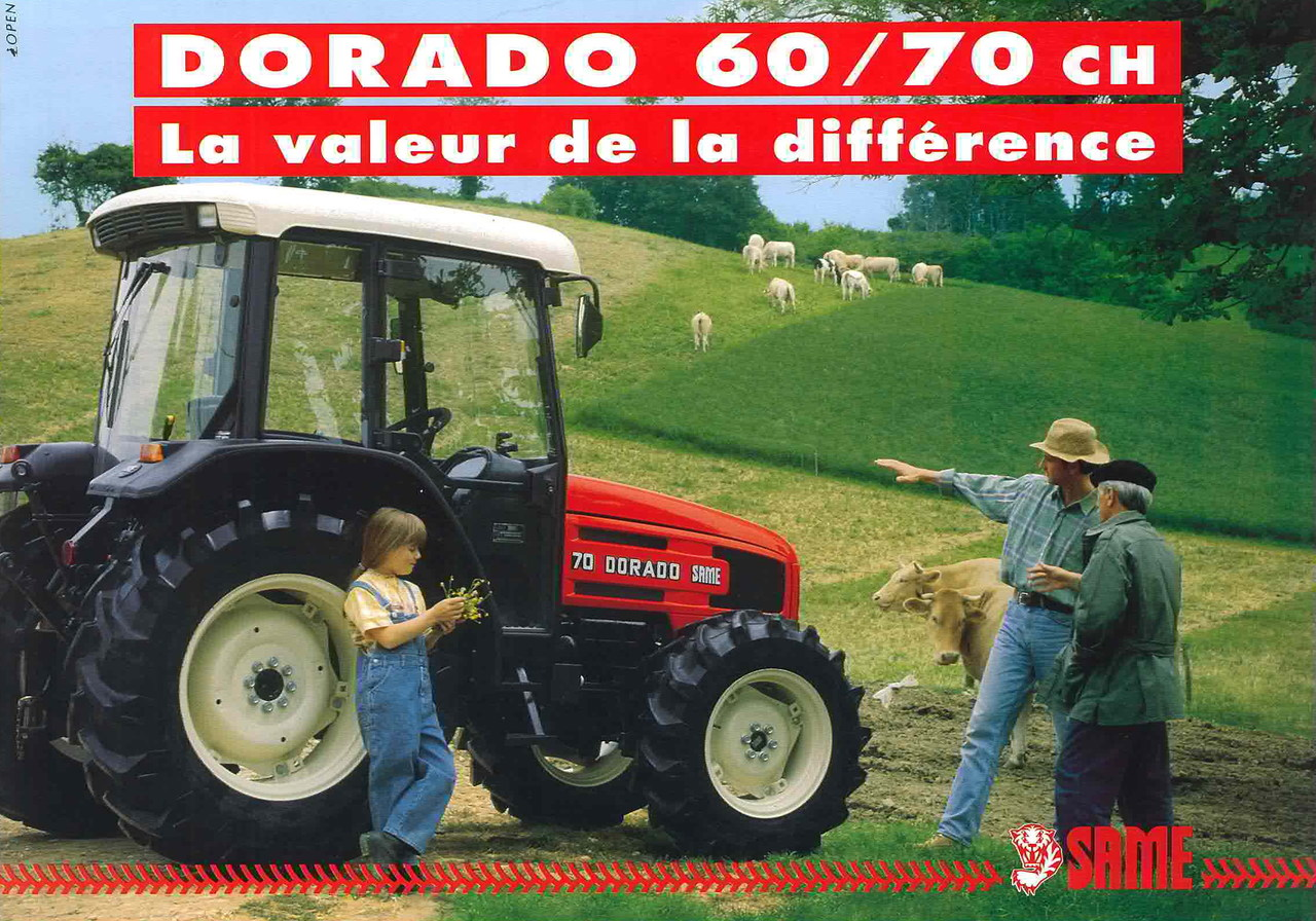 DORADO 60 - 70 CH La valeur de la différence // Il valore della differenza