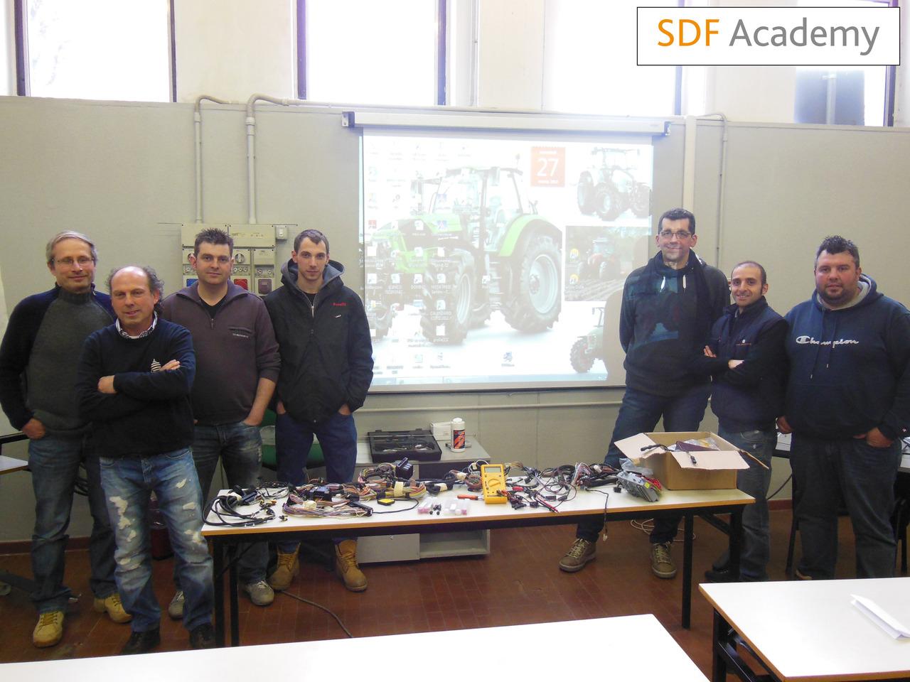 SDF Academy - Corso elettrotecnica avanzata