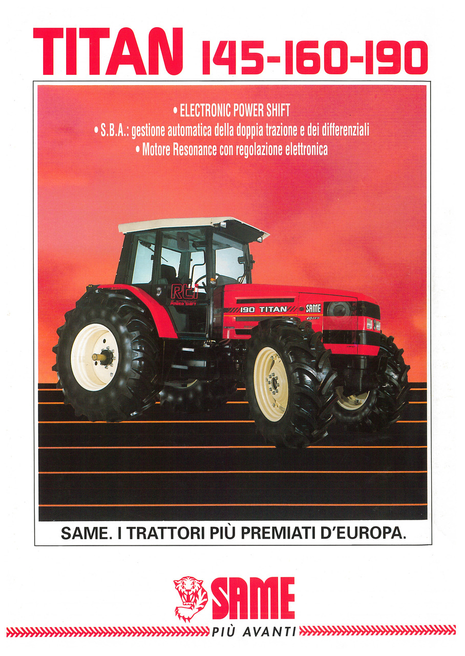 TITAN 145-160-190