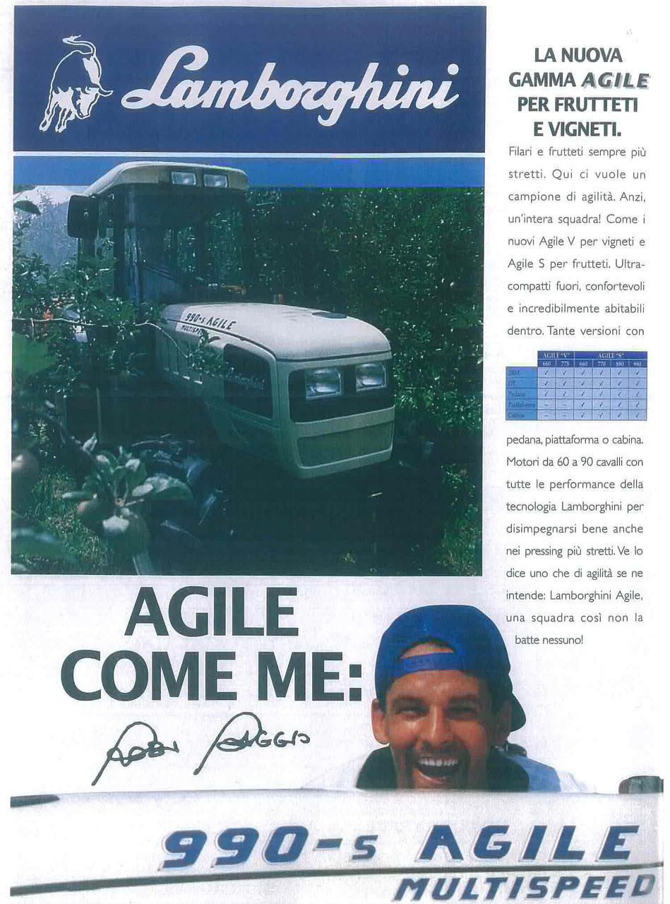 Agile come me : Roberto Baggio