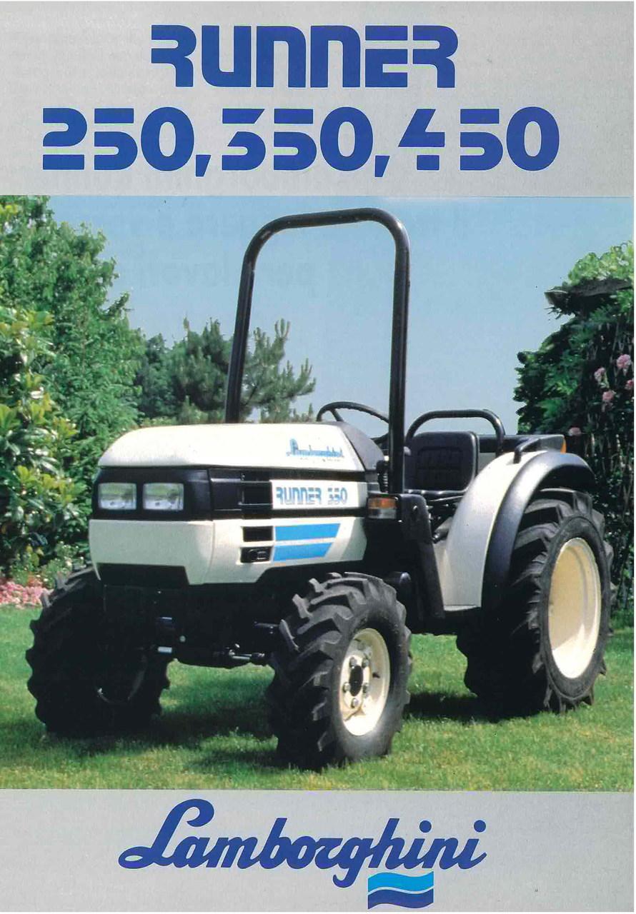 RUNNER 250 - 350 - 450