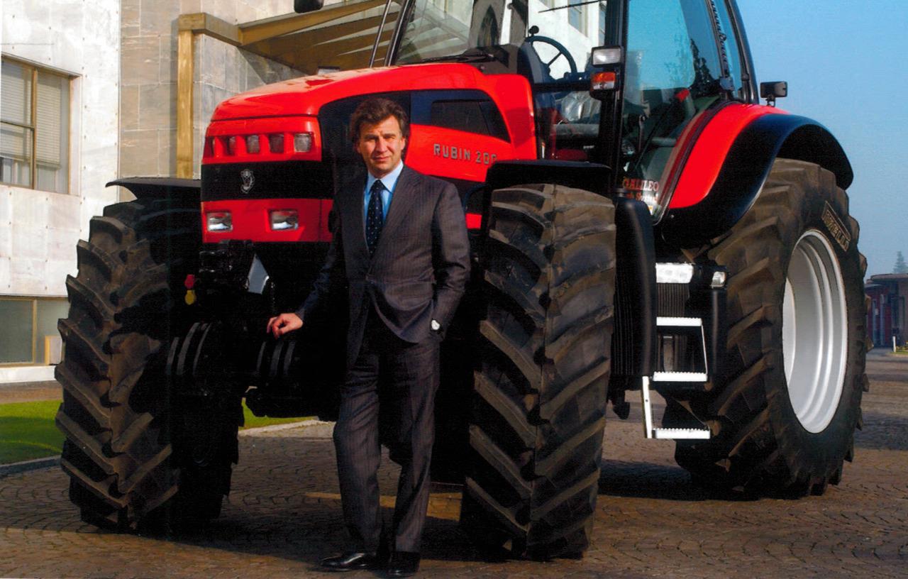 Ing. Massimo Bordi - Amministratore Delegato Gruppo SDF
