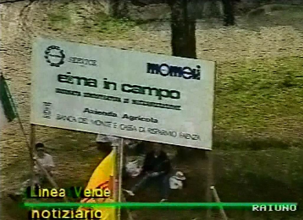 """Prima edizione di """"EIMA in campo"""" a Faenza - Linea Verde Notiziario, Rai 1"""