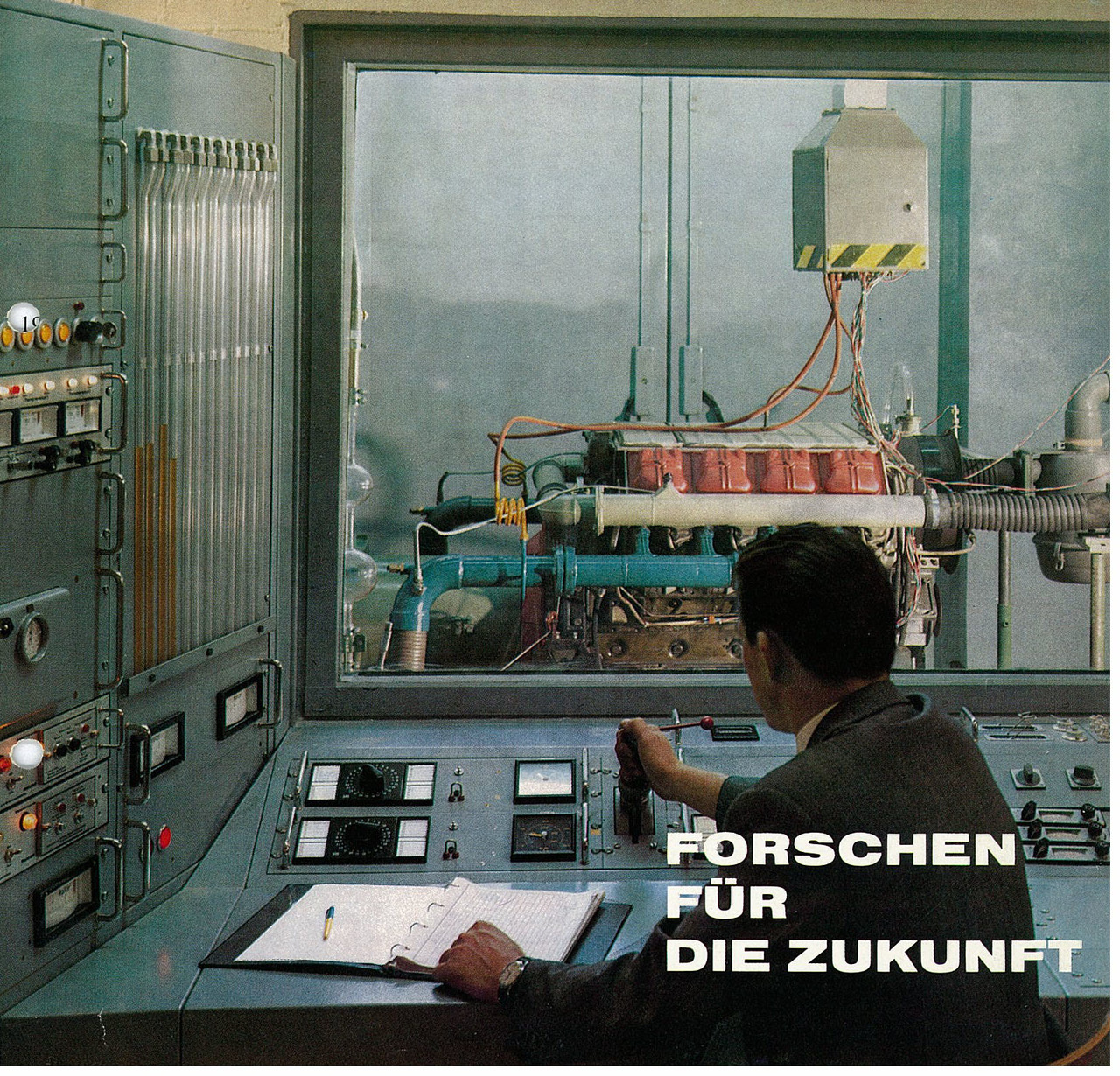 KHD PORZ Broschüre - Forschen für die Zukunft