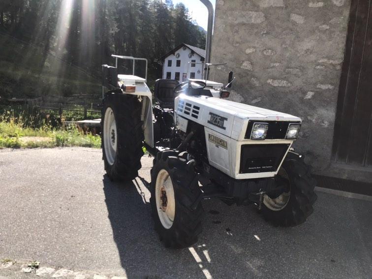 [Lamborghini] Trattore R 235 DT, Svizzera
