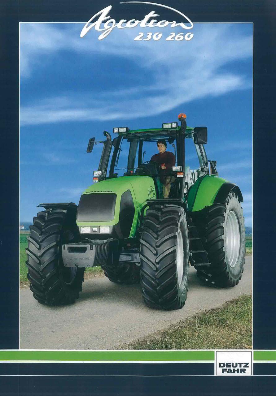 AGROTRON 230 - 260