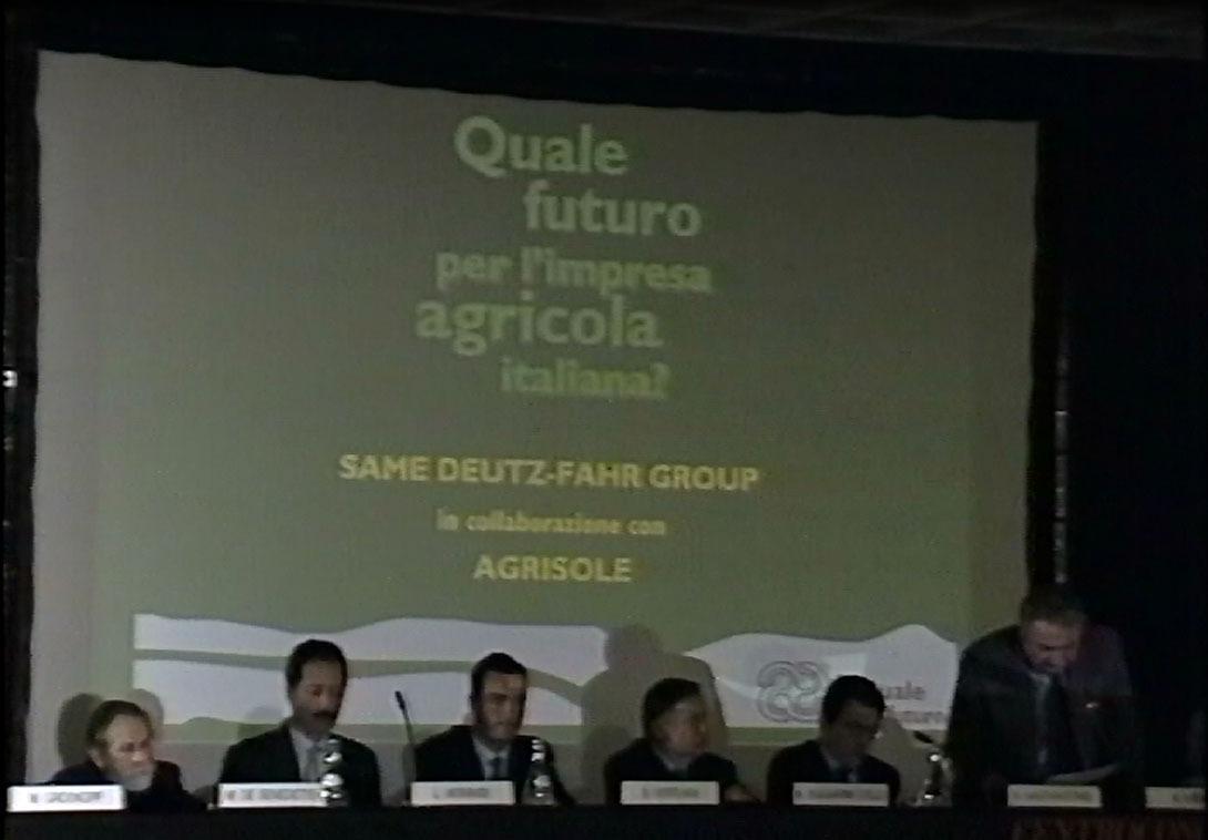 """Quale futuro per l'impresa agricola italiana?"""