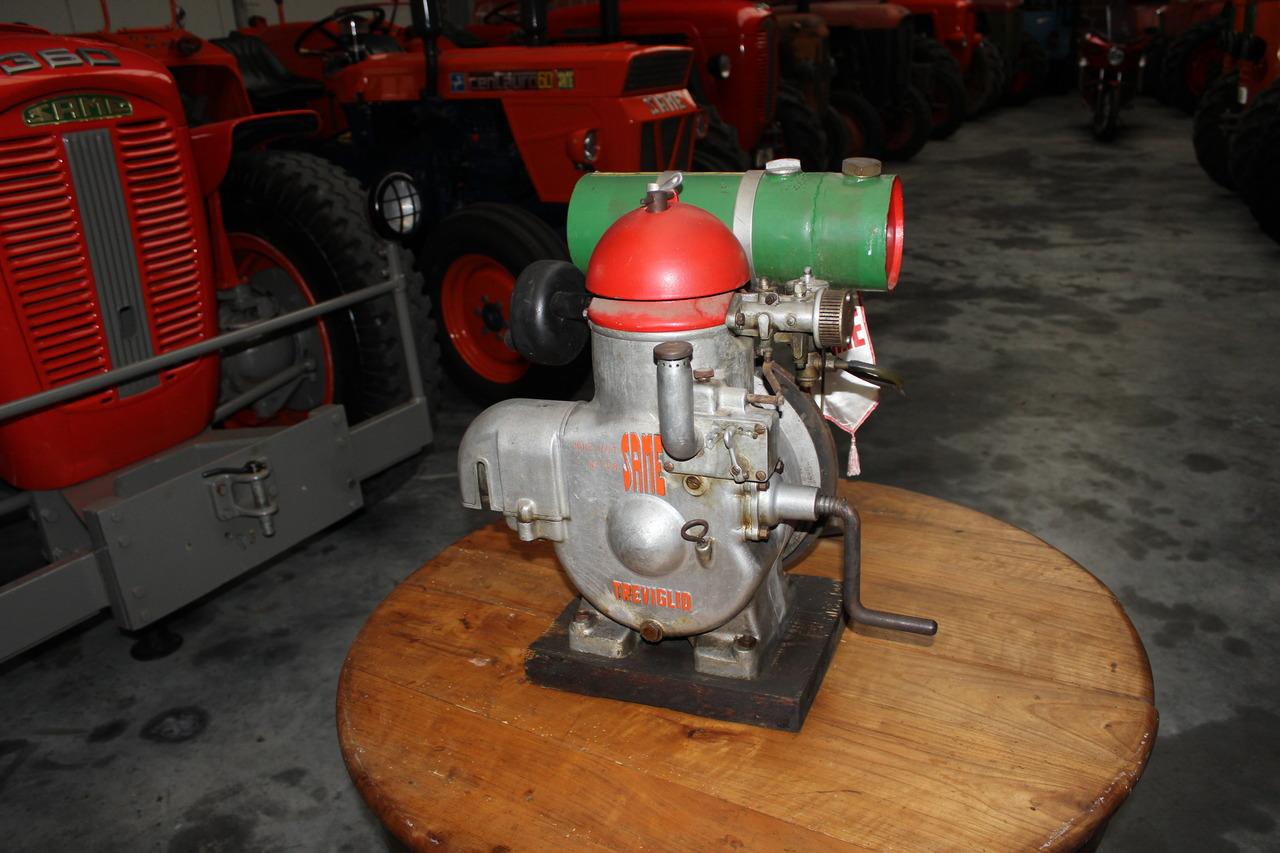 Motore SAME MIB 701 in Belgio